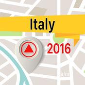 意大利 离线地图导航和指南 1