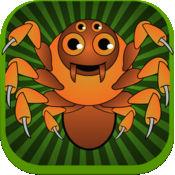 拉迪布格救援高炉 - 图示愤怒的蜘蛛侵略者 免费
