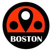波士顿旅游指南地铁路线美国离线地图 BeetleTrip Boston t
