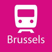布鲁塞尔铁路图 Lite