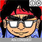 ADs CONQUEST 避免广告游戏 6