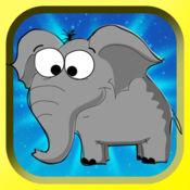 动物 图片 学习 拼写 嬰兒遊戲 英语单词