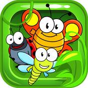 配对游戏 Baby Insect Animal Matching Kindergarten