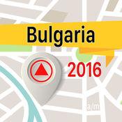保加利亚 离线地图导航和指南 1