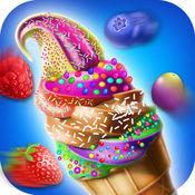 学校冰淇淋党儿童游戏 1