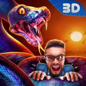愤怒蟒蛇市寻找3D