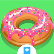 Donut Maker Deluxe-甜甜圈制作师豪华版 -适合儿童的甜点