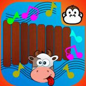 婴儿音乐与动物 - 木琴和电颤琴 1.4