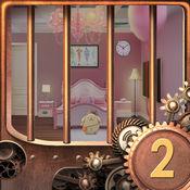密室逃脱100个房间2:逃出豪华卧室 (寻物解谜游戏)