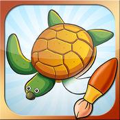 彩图海洋动物全 1