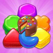饼干粉碎果冻传说:最甜的比赛 - 3游戏 1