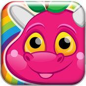 糖果龙 - CANDYLAND的彩色龙历险记 - 免费 1.1