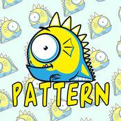 Pattern - 创造可爱精美的壁纸世界,分享到微信朋友圈
