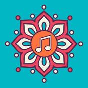 印度音樂聲音:印地語長笛酒吧錫塔爾 1