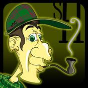 侦探福尔摩斯: 寻物 解谜 游戏 - 隐藏对象 - 休闲益智 3.2