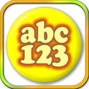 ABC拼音,123加法和乘法的孩子 1