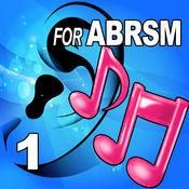 AURALBOOK (ABRSM英国皇家音乐学院第一级用)