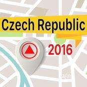 捷克共和国 离线地图导航和指南