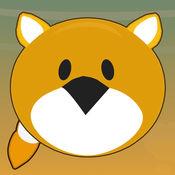 捕捉野狐 - 真棒脑锻炼街机游戏