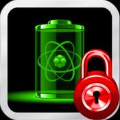 完全充电的充电器锁+充电器分离检测+通知 1