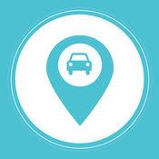 Find My Car (找到我的车) : 找车工具、位置管理和带地图的GPS导航