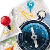 找到你的地方-导航回到你的车,酒店或会议点。每次都