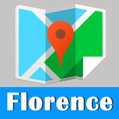 Florence Map offline, BeetleTrip Firenze U-bahn subway metro pass travel guide route planner 意大利旅游指南地铁甲虫佛罗伦萨离线地图