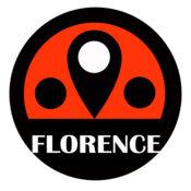 佛罗伦萨旅游指南地铁路线离线地图 BeetleTrip Florence t