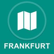 德国法兰克福 : 离线GPS导航 1