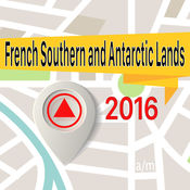 French Southern and Antarctic Lands 离线地图导航和指南