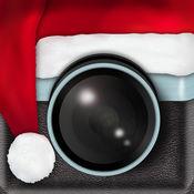 圣诞大头贴 - 节日美图 - 有趣的照片与朋友