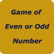 游戏的偶数或奇数号码 1.1