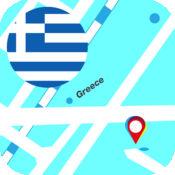 希腊离线地图 2