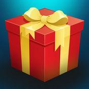 圣诞礼物雨:圣诞老人在城市下降礼物 - 免费版 1