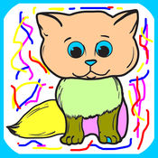 猫图画书为孩子们免费