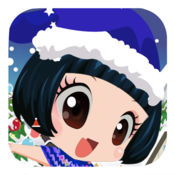圣诞节派对-时尚公主化妆装扮游戏