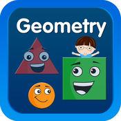 幼儿园的几何图...