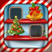 圣诞屏幕装饰