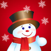 疯狂的雪 - 救救巧克力雪人