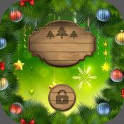 圣诞节墙纸&新年好背景