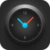 桌面时钟 - 全屏显示,简约多功能电子时钟 1.1