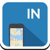 印度(包括新德里和孟买) 离线地图,指南,天气,酒店。免费导航。GPS