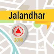 Jalandhar 离线地图导航和指南