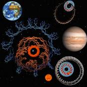 阿娇的行星 - 的宇宙游戏和屏幕保护程序HD2013 1.15