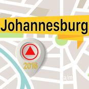 约翰内斯堡 离线地图导航和指南