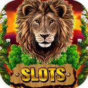 丛林野生动物赌场插槽 - 玩拉斯维加斯免费老虎机!巨额头奖的幸运自旋