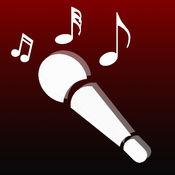 卡拉OK音乐 - 唱歌,录音,保存在麦克风上