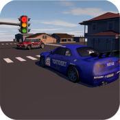 城市交通控制3D:汽车驾驶模拟器