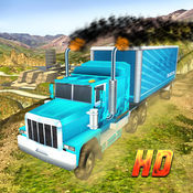 市交通运输卡车停车场疯狂3D:汽车驾驶模拟器游戏