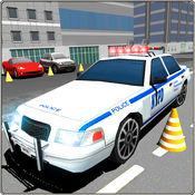 城市警察停车模拟器2017年 2